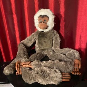 "Senario Monkey Interactive 24"" Plush"